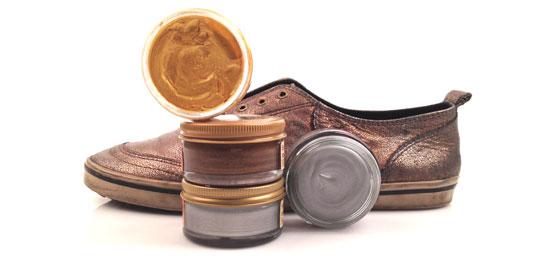 Pflege für spezielle Leder