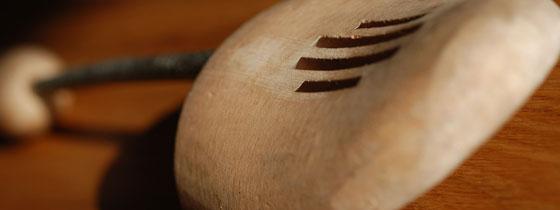 Schuhspanner Holz