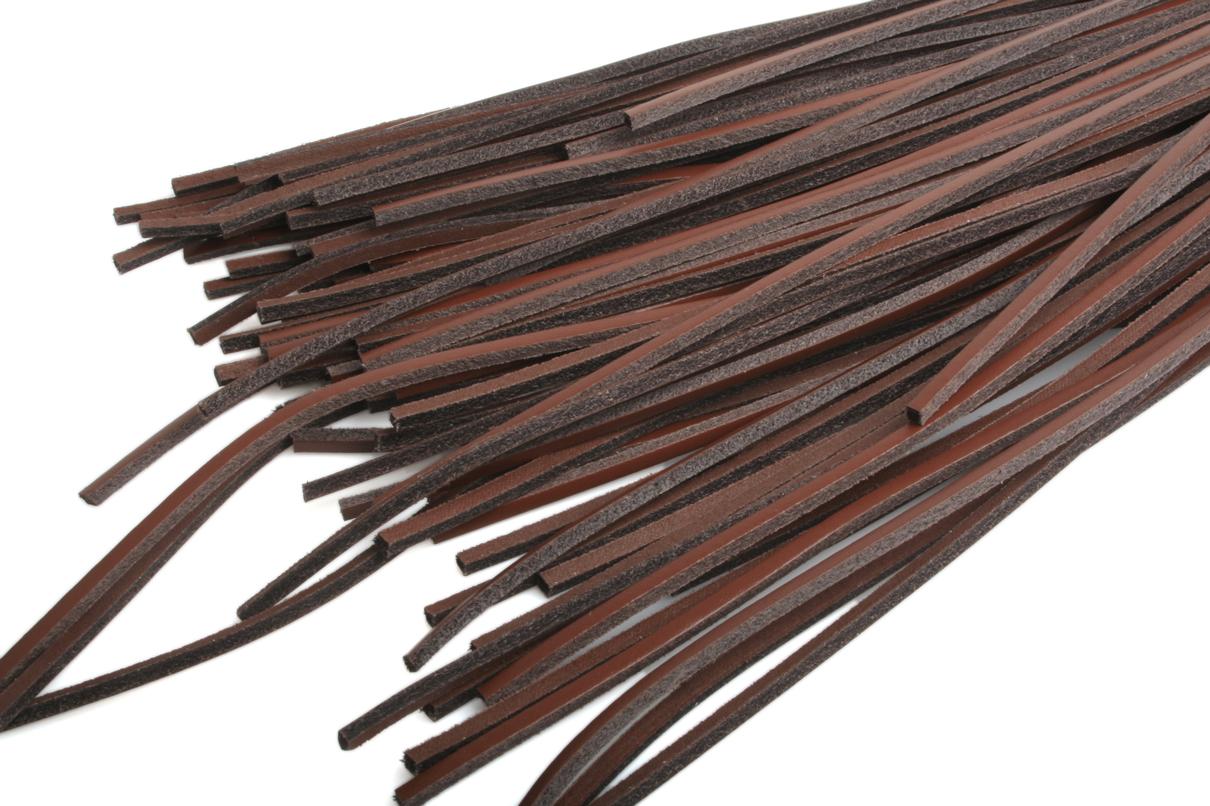 1-Paia-Di-Lacci-Di-Pelle-Docksider-120cm-In-10-Colori-Lacci-Per-Scarpe-z1775