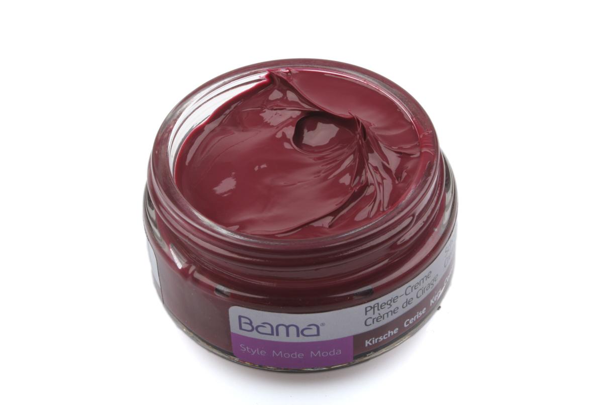 9 98 100ml bama care cream shoe polish leather care trend colors 50ml z1818 ebay. Black Bedroom Furniture Sets. Home Design Ideas