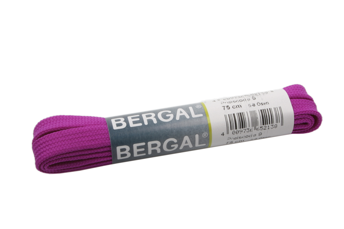 BERGAL-Sneaker-Laces-Flachsenkel-flacher-Schnuersenkel-Senkel-Schuhband-z2196