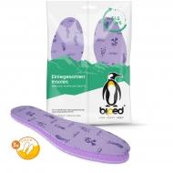 biped 3 Paar antibakterielle Einlegesohlen mit Lavendelduft z2780