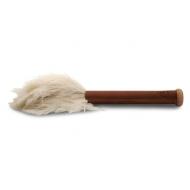 Redecker Skin Relaxer mit Straußenfedern weiß z1747