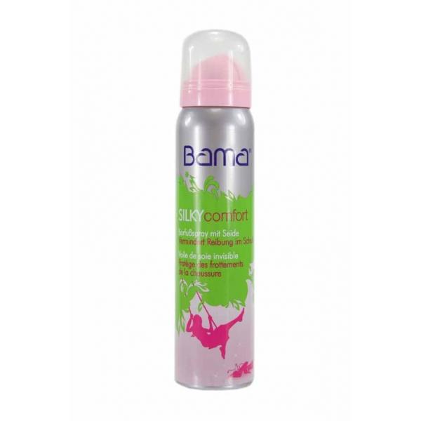 Bama Silky Fuß Spray mit echter Seide z847