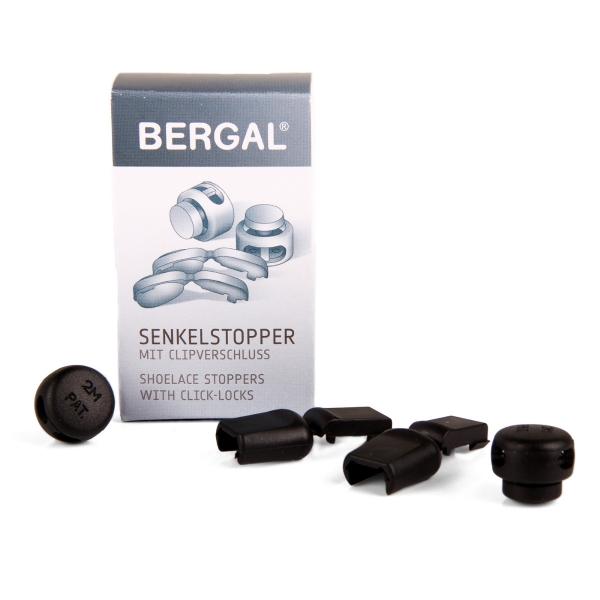BERGAL Schnürsenkel Stopper z2711