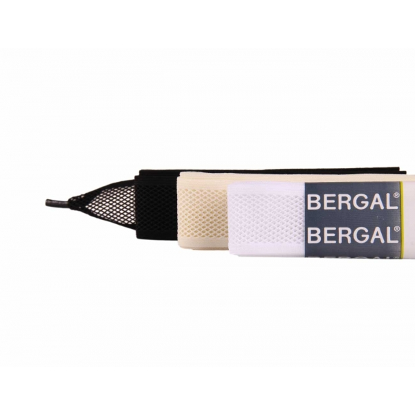 BERGAL Gummi Schnürsenkel runder elastischer dehnbarer Gummisenkel 70cm z2263