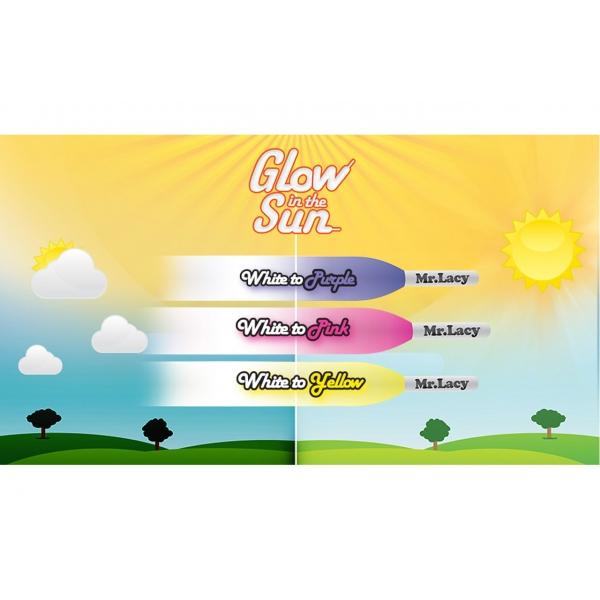 Mr. Lacy Glow in the Sun 130 cm I 10mm z2342