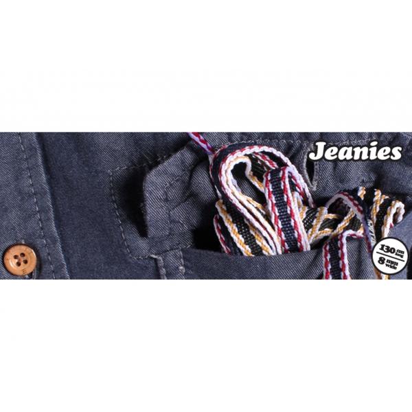 Mr. Lacy Jeanies 130cm I 8mm z2338