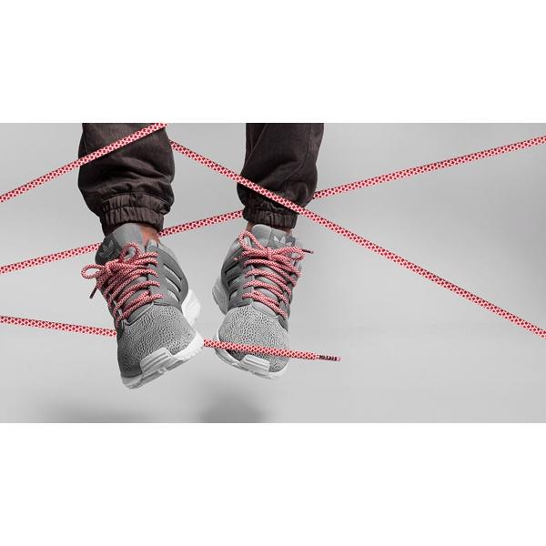 Mr. Lacy Ropies Schnürsenkel für Sneaker 130cm I 5,5mm z2485