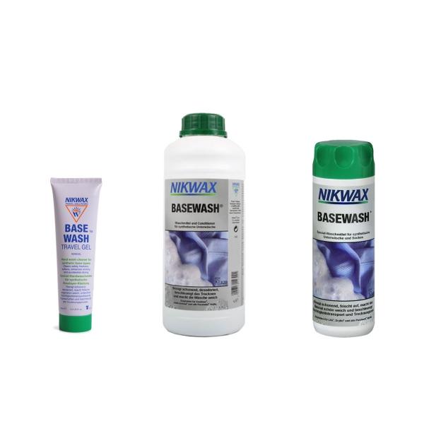 Nikwax BaseWash für synthetische Unterwäsche z2046