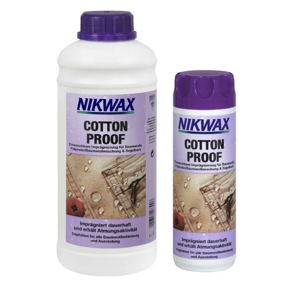 Nikwax Cotton Proof z2131