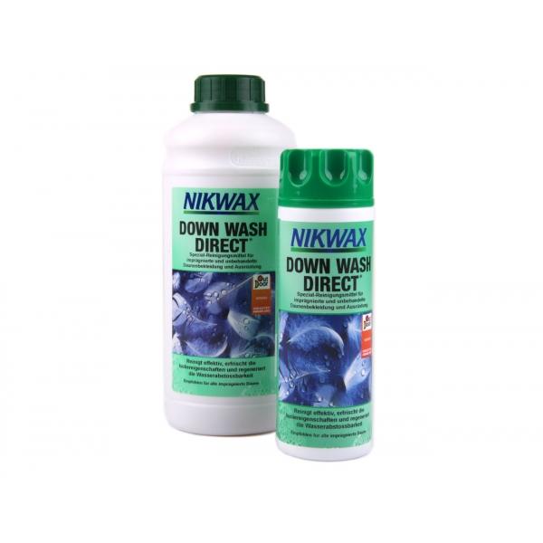 Nikwax Down Wash Direct Reinigung für Daunen Bekleidung z2045