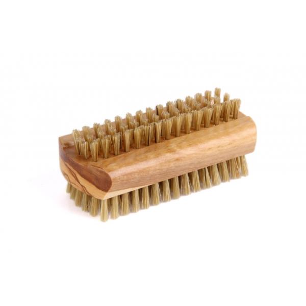 Redecker Nagelbürste aus Olivenholz z2402