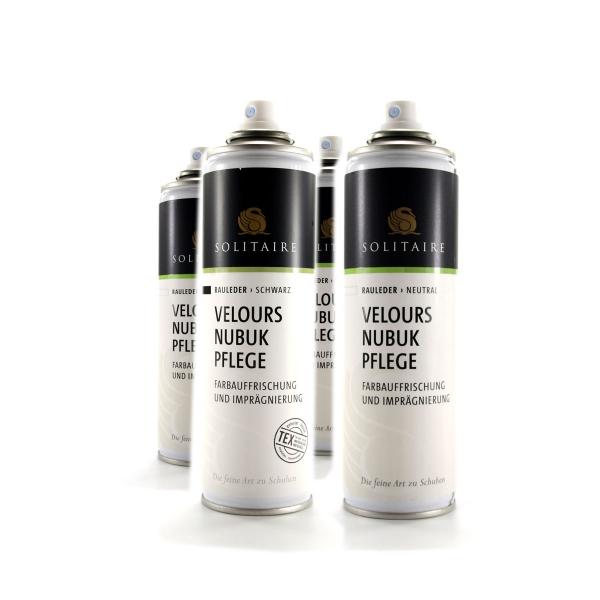 Solitaire Velours Nubuk Pflege Spray 200ml z1990